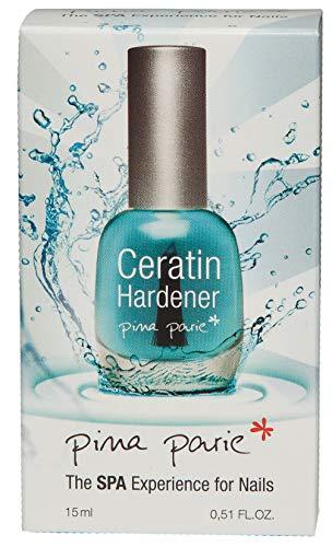 Nagelhärter 15ml, die Nagelpflege für weiche und brüchige Nägel. Der Keratin Hardener ist die Pflege für den Naturnagel.