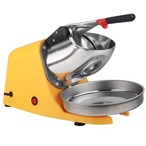 Máquina para hacer hielo picado portátil y liviano