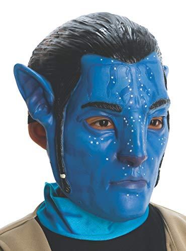 Avatar Child's 3/4 Vinyl Mask, Jake Sully