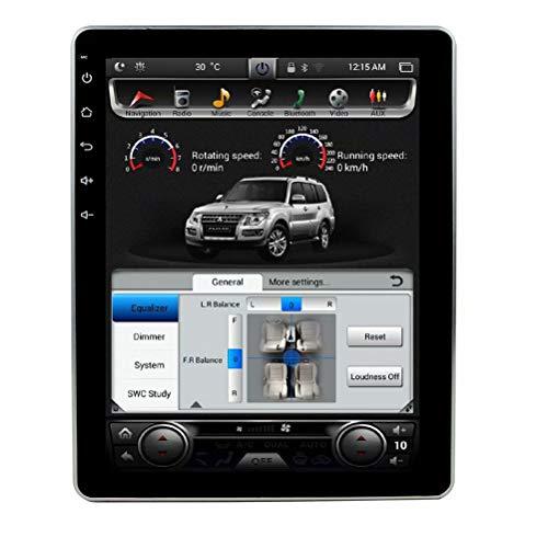 ROADYAKO Head Radio pour autoradio Universel Anroid 8.0 Octa Core Stéréo de Voiture avec Navigation GPS 3G WiFi Lien de Miroir RDS FM AM Bluetooth