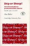 Ship or Sheep? Cassettes (3): An Intermediate Pronunciation Course (Hors Catalogue)