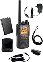 Cobra MR HH425LI VP 15-Channel VHF/GMRS Two-Way Marine Radio