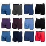 Fruit of the Loom, 12 Pack Random, Mens Underwear, Underwear for Men, Cotton Underwear, Boxer Briefs...