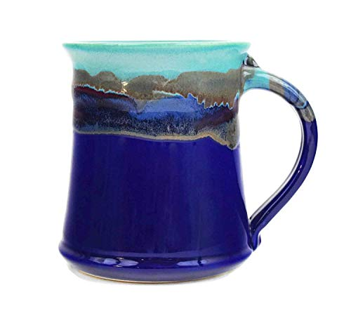 Clay in Motion Medium Mug (Mystic Water)