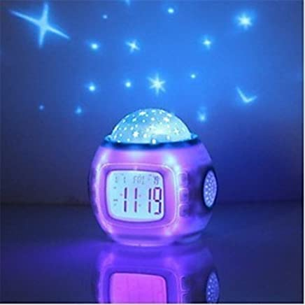 Amazon.com: qiuxi Creative childrens night light Music ...