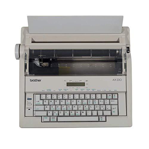 Brother AX-230 elektrische Schreibmaschine