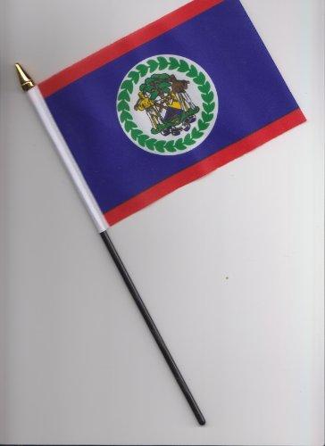 Belize-Flagge, 25 cm