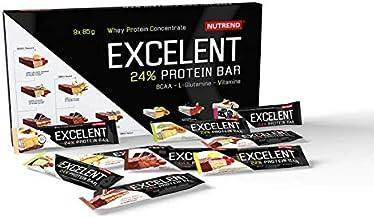 Nutrend Excelent 24 Protein Bar 9x85g MIX Flavor Excellent taste Estimated Price : £ 35,87