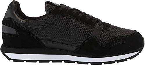 Emporio Armani Runner Homme Baskets Mode Noir