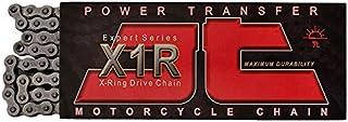 JT Sprockets JTC520X1R2096DL Steel 96-Link Heavy Duty X-Ring Drive Chain (520 X1R2)