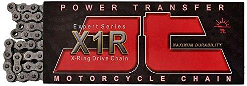 JT Sprockets JTC520X1R2120DL Steel 120-Link Heavy Duty X-Ring Drive Chain (520 X1R2)