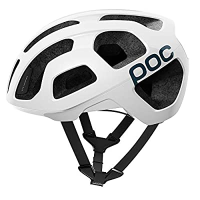 POC, Octal X Spin, Helmet for Mountain Biking, Hydrogen White, Medium