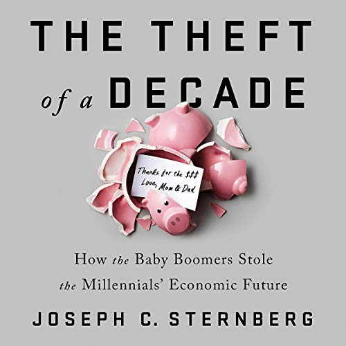 The Theft of a Decade cover art