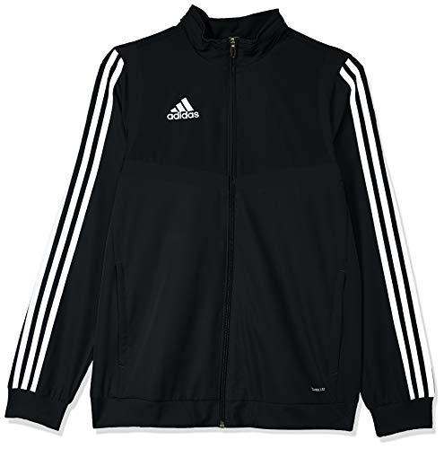 adidas Kinder TIRO19 PRE JKTY Sport Jacket, Black/White, 1112