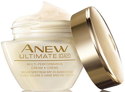 AVON - Anew Ultimate - 50+ geeignet - Aufbauende Tagescreme mit Lifting-Effekt+ - LSF 25 - 50 ml