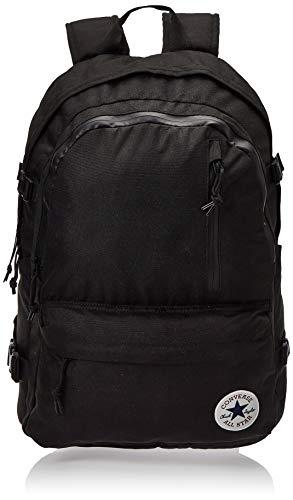 Converse Converse Full Ride Backpack 10007784-A01 Umhängetasche, 47 cm, 22 Liter, Black