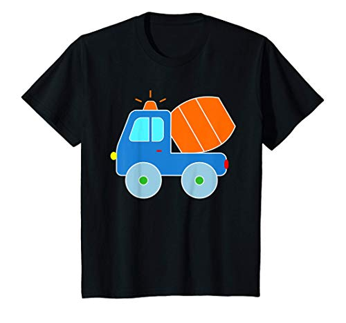 Niños Hormigonera Camiseta