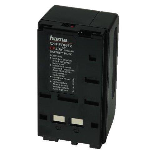 Hama Nicad batería para cámara de vídeo Sony NP66 6 V 1,6...