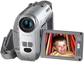 Sony DCRHC20 MiniDV Digital Handycam Camcorder w/10x Optical Zoom (Discontinued by Manufacturer)