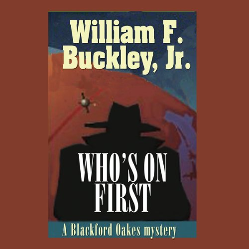 Who's on First audiobook cover art