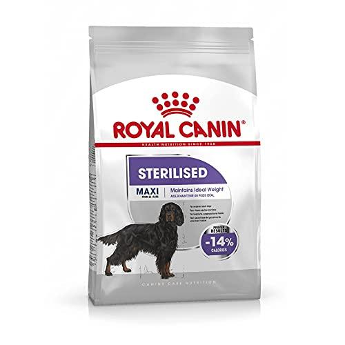 9Kg ROYAL CANIN Adult Sterilised Maxi