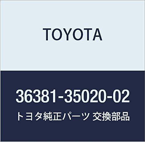 Genuine Toyota Parts Rare - Lever Ranking TOP3 Button Shift 36381-35020-02