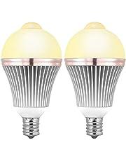 LED電球 人感センサーライト