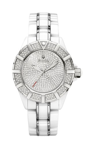 Accutron - Reloj de Pulsera Mujer, cerámica