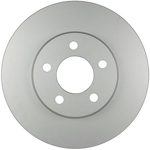 Bosch 20010331 QuietCast Premium Disc Brake Rotor For Ford: 2001-2002 Explorer,...