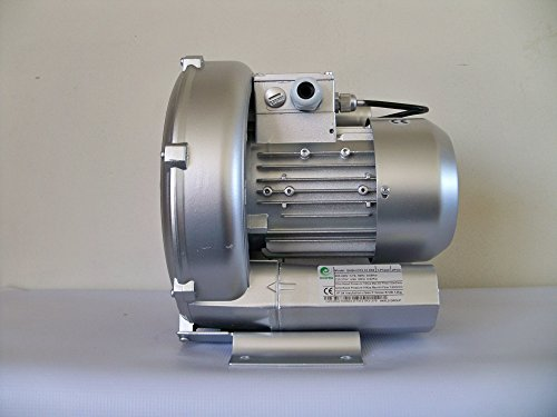 Regenerative Blower 0.37Hp, 220V/1Phase, 50CFM, 56