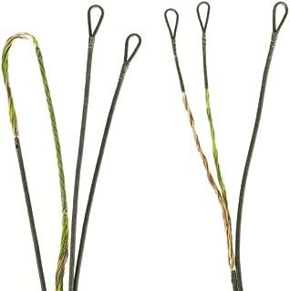 FIRST STRING FSP 24st Creed Mathews String Kits, Green/Bronze