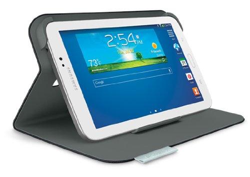 Logitech Folio Case for 7 inch Samsung Galaxy Tab 3 - Carbon Black