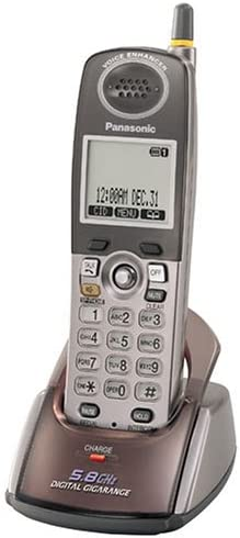 Panasonic KX-TGA550M Accessory Handset for KX-TG5500 Series Cordless Phones