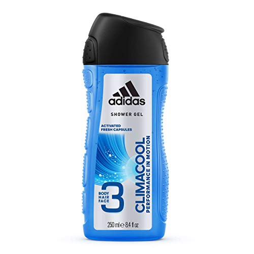 Adidas Climacool 3in1 douchegel voor heren Climacool. 1er Pack (1 x 250 ml)