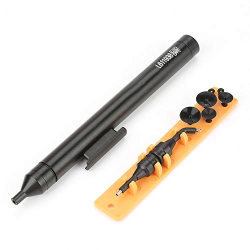 Vakuumstift Saugstift L611938 Saugen Vakuum Saugfeder mit 6 Saugnäpfen und 2 Saugspitzen für IC SMD