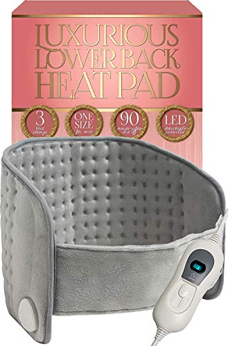 homefront heat pad electric for