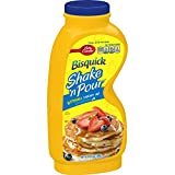 Betty Crocker Bisquick Shake 'N Pour Buttermilk Pancake Mix, 8 Pack, 10.6 oz
