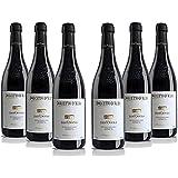 Sant'Orsola -Vino Rosso- Dolcetto d'alba Doc - Pacco da 6 x 750 ml...