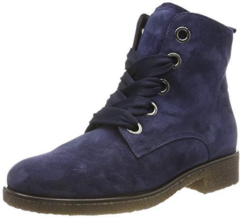 Gabor Damen Comfort Sport Stiefeletten, Blau (Marine (Micro) 46), 41 EU