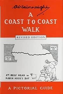 Wainwright's Coast-To-Coast Walk by Alfred Wainwright (1987-12-01)