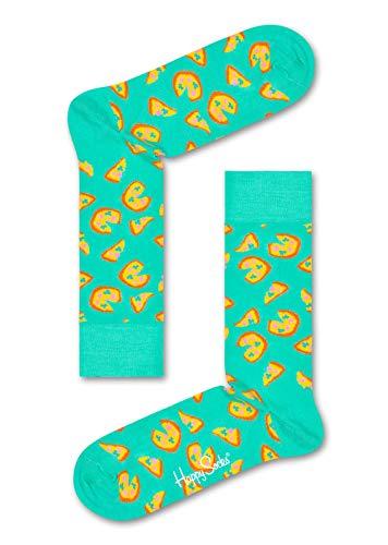 Happy Socks SS19 - modische, saisonale Freizeit-Socken,Türkis,Einheitsgröße