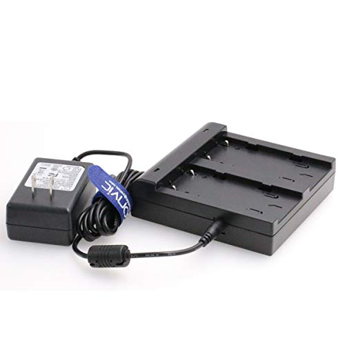 Dual Charger for Trimble 5700/5800/R8/R7 GPS 54344 TSC1 GPS Receiver Battery