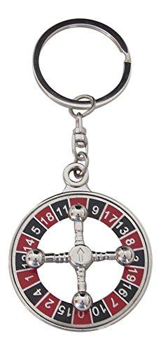 Schlüsselanhänger, Taschenanhänger von Casino, Glücksbringer.