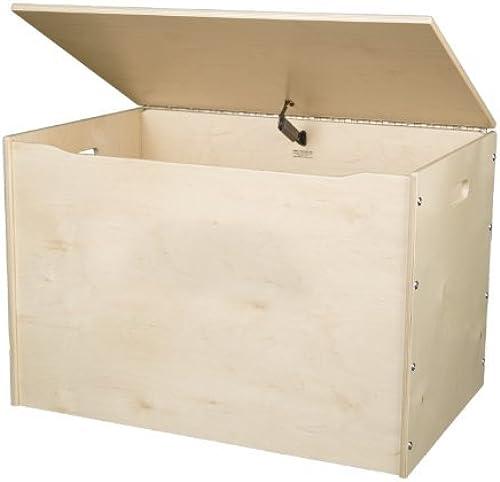 comprar nuevo barato Little Little Little Colorado Big Toy Box, Natural by Little Colorado  orden ahora disfrutar de gran descuento