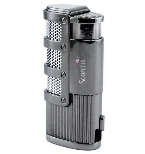 Scorch Torch Dominator Triple Jet Flame Butane Torch Cigarette Cigar...