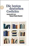 Die besten deutschen Gedichte (insel taschenbuch) - Marcel Reich-Ranicki