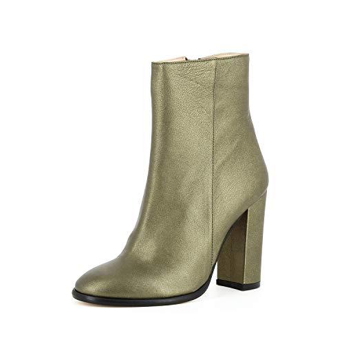 Evita Shoes Eliane Damen Stiefelette Metallic Gold 37