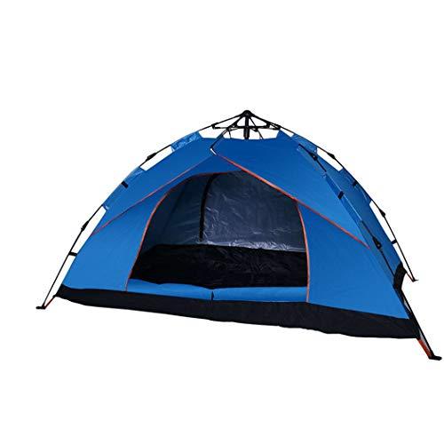 YFTM-CT Camping Tent Automatische Snelheid Open 2-3 Personen Outdoor Park Kinderen Spelen Lente Tent