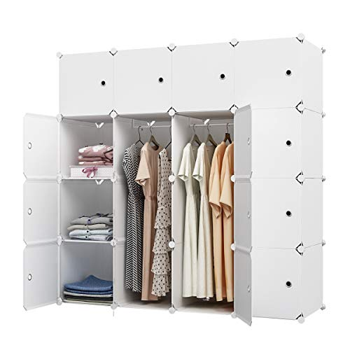 MAGINELS Portable Closet Clothes Wardrobe 14