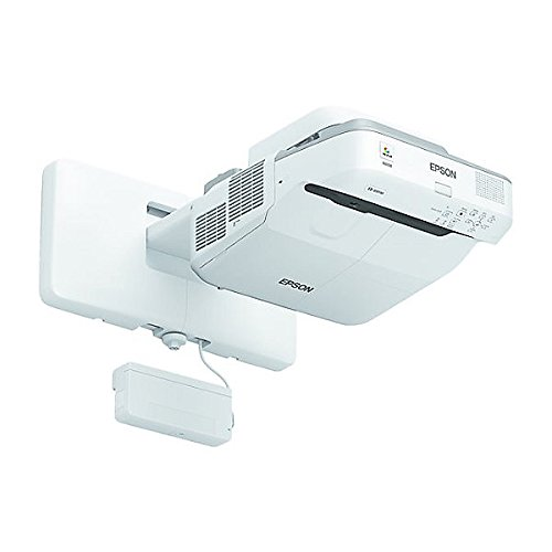 Epson V11H740522 BrightLink 695Wi LCD Projector, White Photo #2